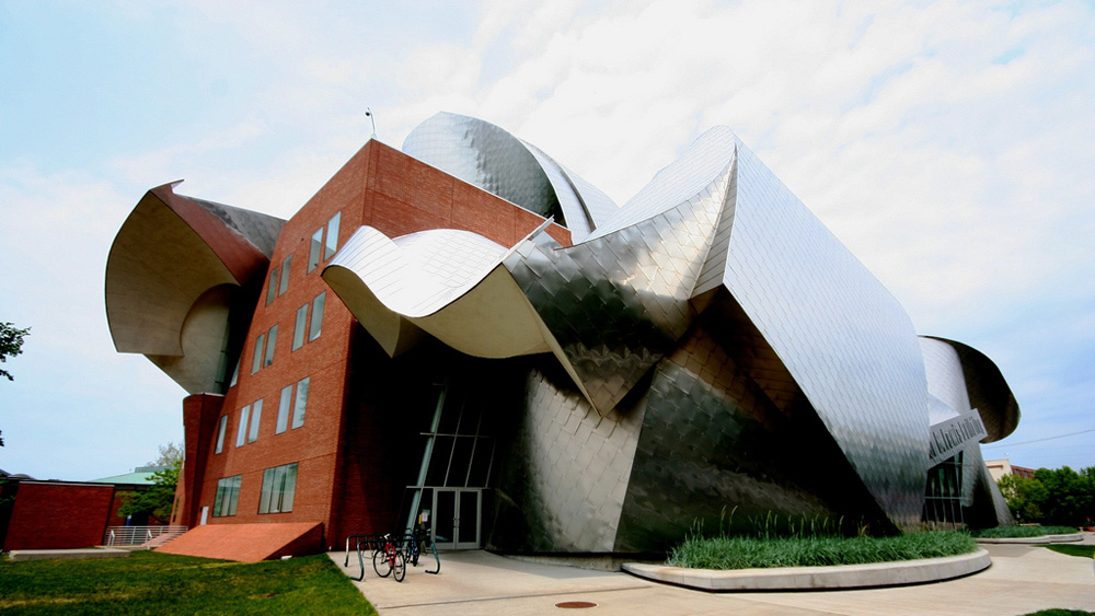 Peter B. Lewis, Frank Gehry
